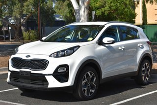 2019 Kia Sportage QL MY19 Si 2WD Premium Clear White 6 Speed Sports Automatic Wagon