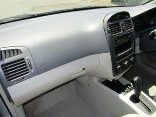 2005 Kia Cerato LD 4 Speed Automatic Sedan