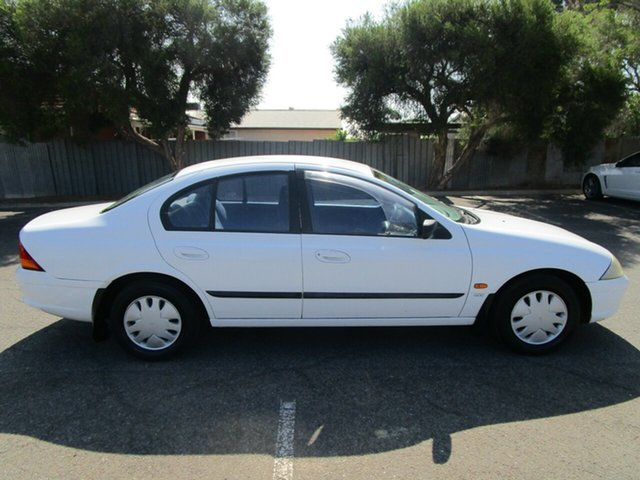 Used Ford Falcon AU Forte, 2000 Ford Falcon AU Forte 4 Speed Automatic Sedan