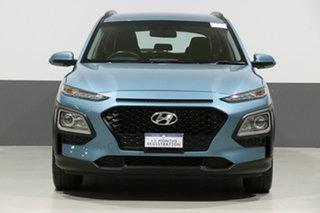 2018 Hyundai Kona OS Active (FWD) Green 6 Speed Automatic Wagon.