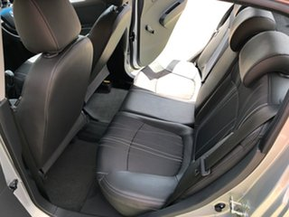2013 Holden Barina Spark MJ MY14 CD 5 Speed Manual Hatchback
