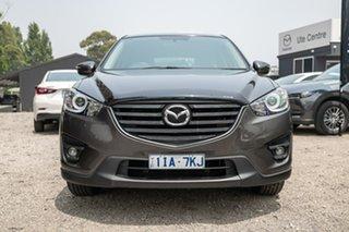2016 Mazda CX-5 KE1032 Maxx SKYACTIV-Drive AWD Sport Brown 6 Speed Sports Automatic Wagon