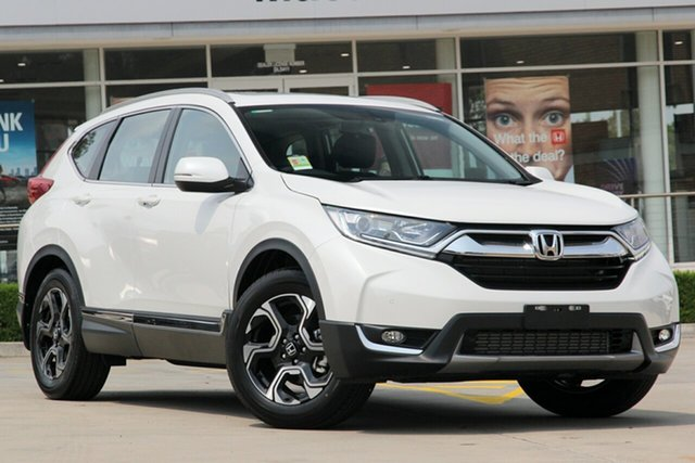 New Honda CR-V RW MY20 VTi-L FWD, 2019 Honda CR-V RW MY20 VTi-L FWD Platinum White 1 Speed Constant Variable Wagon