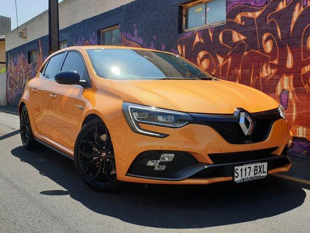 Used Renault Megane BFB R.S. 280, 2018 Renault Megane BFB R.S. 280 Orange Tonic 6 Speed Manual Hatchback