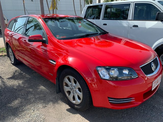 Used Holden Commodore VE II MY12.5 Omega Sportwagon, 2013 Holden Commodore VE II MY12.5 Omega Sportwagon Red 6 Speed Sports Automatic Wagon