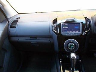 2016 Holden Colorado RG MY16 LTZ Crew Cab Silver 6 Speed Sports Automatic Utility