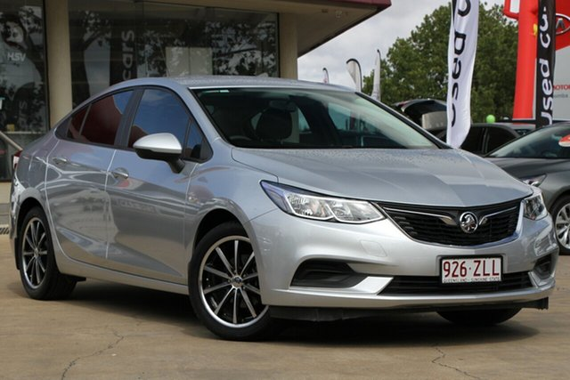 Used Holden Astra BL MY17 LS, 2017 Holden Astra BL MY17 LS Silver 6 Speed Manual Sedan