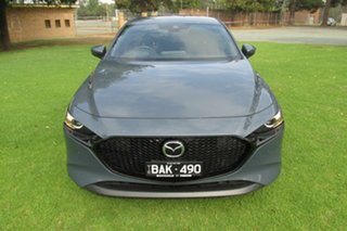 Mazda 3 G20 PURE Grey 6 Speed Automatic Hatchback