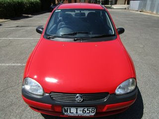 2001 Holden Barina SB City 5 Speed Manual Hatchback.