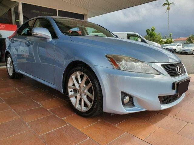 Used Lexus IS250 GSE20R MY11 Prestige, 2011 Lexus IS250 GSE20R MY11 Prestige Blue 6 Speed Auto Sequential Sedan