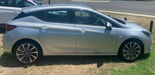 2017 Holden Astra RS-V Silver 6 Speed Automatic Hatchback