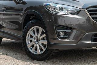 2016 Mazda CX-5 KE1032 Maxx SKYACTIV-Drive AWD Sport Brown 6 Speed Sports Automatic Wagon.