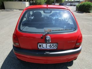 2001 Holden Barina SB City 5 Speed Manual Hatchback