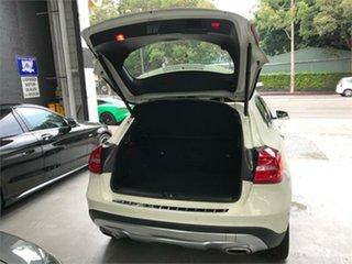 2015 Mercedes-Benz GLA-Class X156 GLA250 White Sports Automatic Dual Clutch Wagon