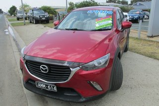 2016 Mazda CX-3 DK2W7A Maxx SKYACTIV-Drive Soul Red 6 Speed Sports Automatic Wagon.