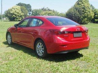2016 Mazda 3 BN MY17 Neo Red 6 Speed Manual Sedan