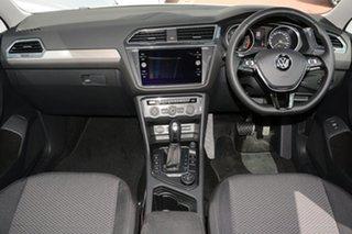 2019 Volkswagen Tiguan 5N MY20 132TSI Comfortline DSG 4MOTION Allspace Pure White 7 Speed