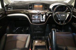 2010 Nissan Elgrand E52 Highway Star Black 5 Speed Automatic Wagon
