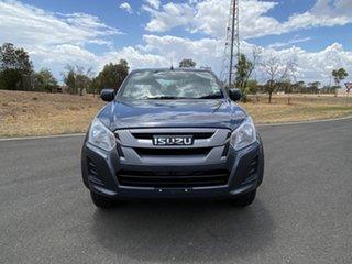 2019 Isuzu D-MAX MY19 X-Rider Crew Cab Obsidian Grey 6 Speed Sports Automatic Utility.