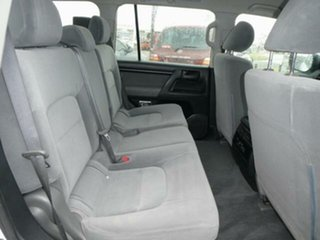 2007 Toyota Landcruiser VDJ200R GXL (4x4) Glacier White 6 Speed Automatic Wagon