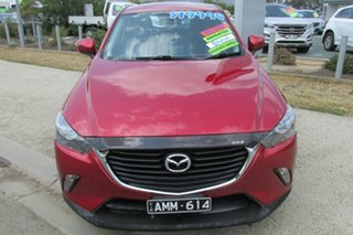 2016 Mazda CX-3 DK2W7A Maxx SKYACTIV-Drive Soul Red 6 Speed Sports Automatic Wagon