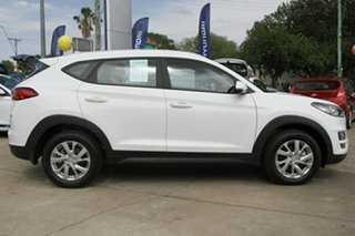 2020 Hyundai Tucson TL4 MY21 Active 2WD White Cream 6 Speed Automatic Wagon