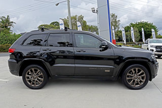 2016 Jeep Grand Cherokee WK MY16 75th Anniversary Black 8 Speed Sports Automatic Wagon