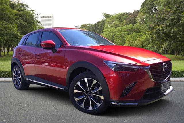 Demo Mazda CX-3  , CX-3 D 6AUTO STOURING PETROL FWD