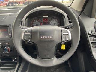 2019 Isuzu D-MAX MY19 X-Rider Crew Cab Titanium Silver 6 Speed Sports Automatic Utility