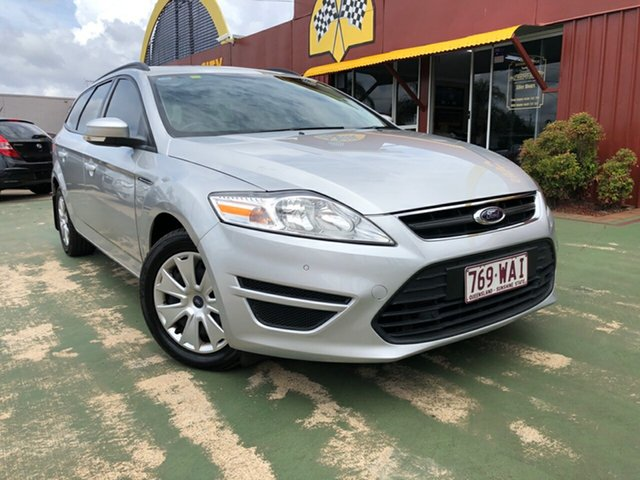 Used Ford Mondeo MC LX PwrShift TDCi, 2012 Ford Mondeo MC LX PwrShift TDCi 6 Speed Sports Automatic Dual Clutch Hatchback