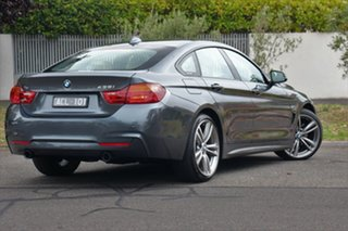 2014 BMW 435i F36 Gran Coupe M Sport Mineral Grey 8 Speed Automatic Coupe