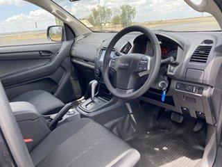 2019 Isuzu D-MAX MY19 X-Rider Crew Cab Obsidian Grey 6 Speed Sports Automatic Utility