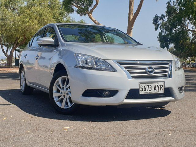 Used Nissan Pulsar B17 ST-L, 2012 Nissan Pulsar B17 ST-L Brilliant Silver 1 Speed Constant Variable Sedan