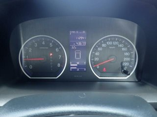 2012 Honda CR-V MY11 (4x4) Luxury White 5 Speed Automatic Wagon