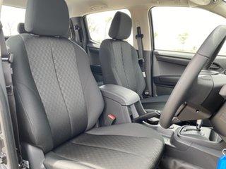 2019 Isuzu D-MAX MY19 SX Crew Cab 4x2 High Ride Obsidian Grey 6 Speed Sports Automatic Utility