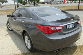 2012 Hyundai i45 YF MY11 Active Grey 6 Speed Sports Automatic Sedan