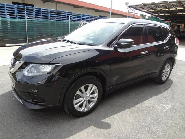 Used Nissan X-Trail T31 Series 5 ST (4x4), 2014 Nissan X-Trail T31 Series 5 ST (4x4) Black 6 Speed CVT Auto Sequential Wagon