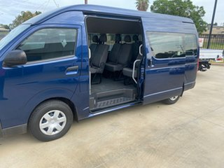 2016 Toyota HiAce COMMUTER Ink Automatic Bus