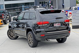2016 Jeep Grand Cherokee WK MY16 75th Anniversary Black 8 Speed Sports Automatic Wagon.