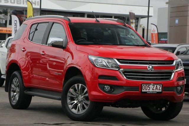 Used Holden Trailblazer RG MY20 LTZ, 2019 Holden Trailblazer RG MY20 LTZ Absolute Red 6 Speed Sports Automatic Wagon
