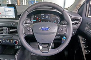2018 Ford Focus SA 2019MY Trend Black 8 Speed Automatic Hatchback