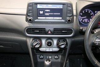 2018 Hyundai Kona OS Active (FWD) Blue 6 Speed Automatic Wagon