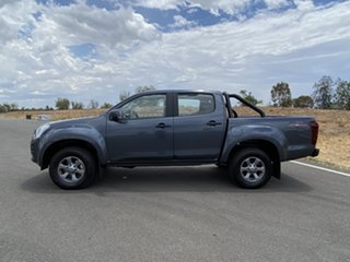 2019 Isuzu D-MAX MY19 X-Rider Crew Cab Obsidian Grey 6 Speed Sports Automatic Utility