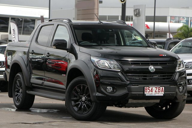 Used Holden Colorado RG MY20 Z71 Pickup Crew Cab, 2019 Holden Colorado RG MY20 Z71 Pickup Crew Cab Mineral Black 6 Speed Sports Automatic Utility