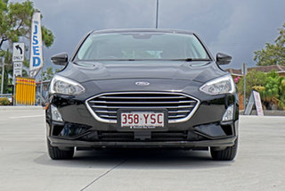 2018 Ford Focus SA 2019MY Trend Black 8 Speed Automatic Hatchback.