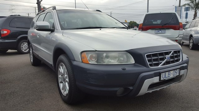 Used Volvo XC70 MY07 SE, 2006 Volvo XC70 MY07 SE Silver 5 Speed Sports Automatic Wagon