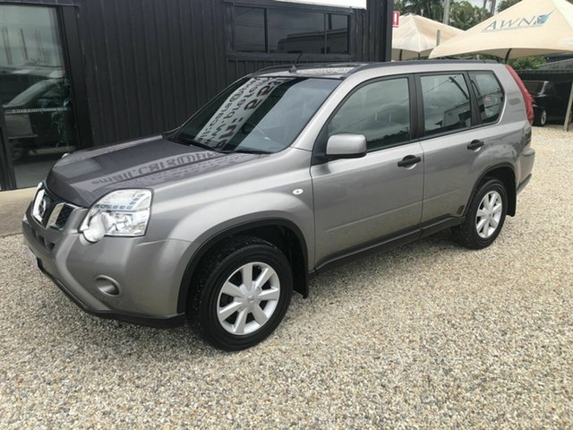 Used Nissan X-Trail T31 Series IV ST, 2010 Nissan X-Trail T31 Series IV ST Grey 6 Speed Manual Wagon