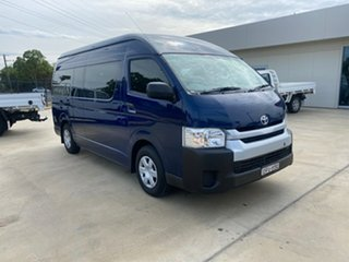 2016 Toyota HiAce COMMUTER Ink Automatic Bus.