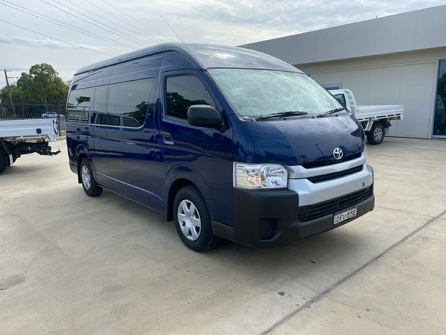 Used Toyota HiAce  , 2016 Toyota HiAce COMMUTER Ink Automatic Bus