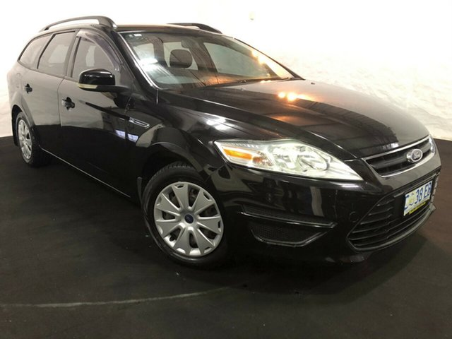 Used Ford Mondeo MC LX PwrShift TDCi, 2011 Ford Mondeo MC LX PwrShift TDCi Black 6 Speed Sports Automatic Dual Clutch Wagon
